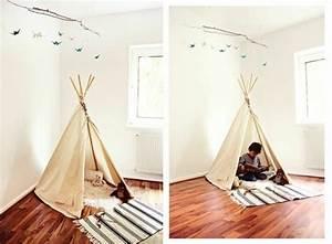Tipi Kinderzimmer Selber Bauen : tipi zelt selber bauen und f r eine private kinderspielecke sorgen ~ Watch28wear.com Haus und Dekorationen