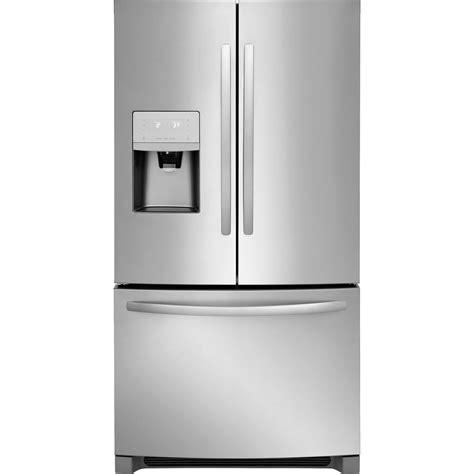 frigidaire  cu ft french door refrigerator