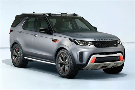 Land Rover 2019 : 2019 Land Rover Discovery Svx For Sale Near Me