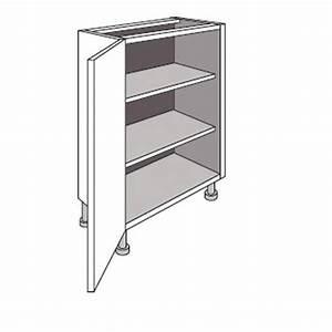 meuble cuisine profondeur 40 cm uteyo With meuble bas cuisine 40 cm profondeur