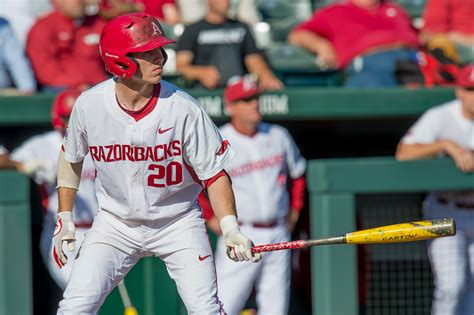 razorback baseball  eastern illinois game