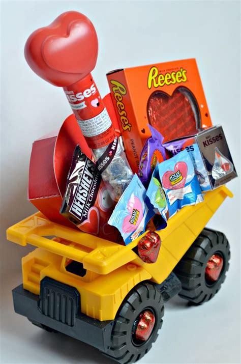 sweet kids valentine baskets hsymessageoflove