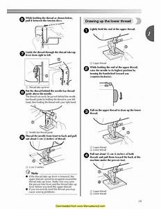 17 Best Images About Sewing Machine Manuals On Pinterest