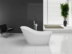 Bilder Freistehende Badewanne : freistehende badewanne bw ix aus acryl bad wanne mit ab berlauf ebay ~ Sanjose-hotels-ca.com Haus und Dekorationen