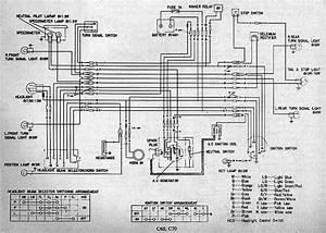 Classic Honda Wiring Diagrams