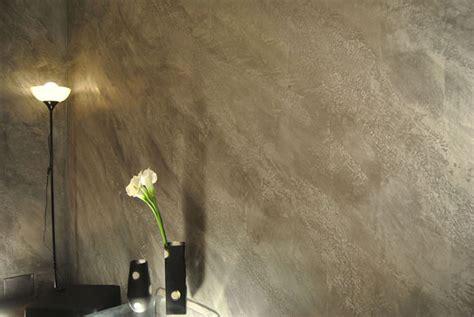 Pittura Metallizzata Per Interni - pittura effetto pietra per le pareti interne guida per casa