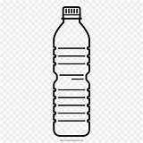 Bottle Plastic Drawing Bottles Plastique Clipart Bouteille Pet Dessin Kisspng Eau Transparent Clip Lavie Plastik Flaschen sketch template