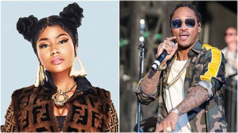 nicki minaj and future announce tour see the dates consequence of sound