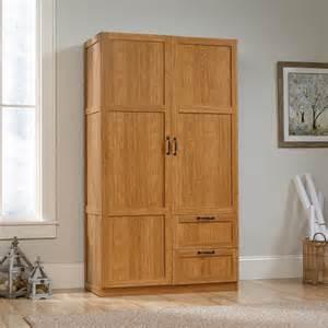 sauder select wardrobe storage cabinet 420063 sauder