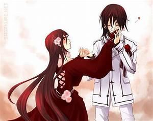 Vampire Knight - Yuki + Kaname images kaname and yuki hand ...