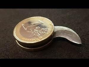 Comment Aiguiser Un Couteau : comment faire un couteau dans 1 euro youtube ~ Melissatoandfro.com Idées de Décoration