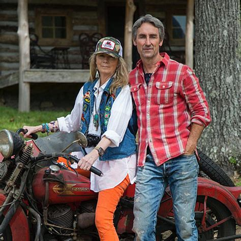 mike wolf mike wolfe american pickers antique archaeology history channel