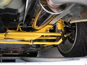 Rear Subframe And Suspension