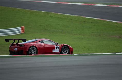first ferrari race ferrari victorious at first asian le mans series race in