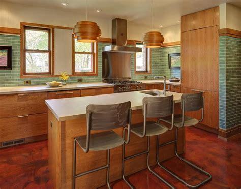 exemple couleur cuisine cuisine modele cuisine moderne avec vert couleur modele