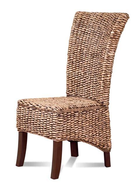 Rosanna Rattan Dining Chair Dark  Casa Bella Furniture Uk
