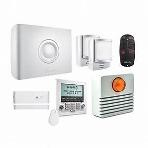 Pack Alarme Somfy : alarme somfy sans fil protexiom ultimate gsm centrale 3 en 1 ~ Melissatoandfro.com Idées de Décoration