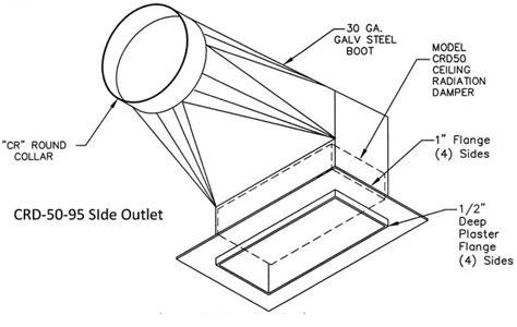 Ceiling Radiation Der Boot by Buy Generalaire Der Box 50crd 95 Bt 8 Quot X6 Quot Lloyd