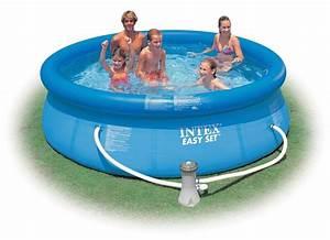 Easy Set Pool : intex 10 x 30 easy set above ground swimming pool w 530 gph filter pump 28121eg ebay ~ Orissabook.com Haus und Dekorationen