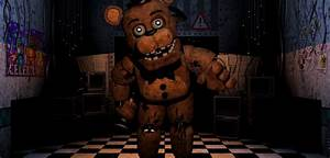 The Five Nights at Freddy's horror games are being turned