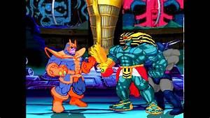 Thanos vs Apocalypse & Darkseid - YouTube
