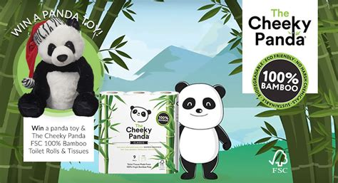 win  cheeky panda natural collection