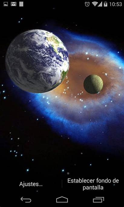 Galaxy 3d Apps Google Universe Space Android