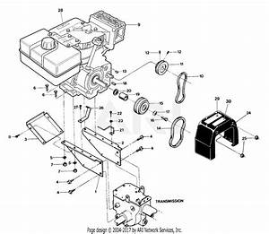 35 Troy Bilt Tiller Horse Parts Diagram