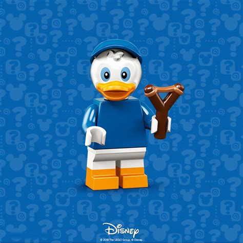 lego announces  series  disney minifigures bricking