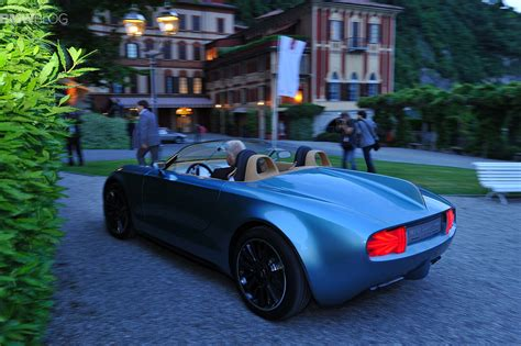 Mini Says Superleggera Vision Concept Would Be Perfect For