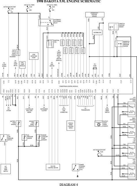 Dodge Dakota Pcm Wiring Diagram Gallery