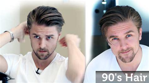 mens  hairstyle inspiration wavy bangs youtube