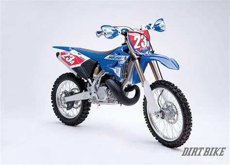 new motocross bikes dirt bike magazine yamaha s new off road two stroke