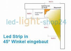 Led Indirekte Deckenbeleuchtung : indirekte led deckenbeleuchtung montieren und einbauen voutenbeleuchtung led ~ Watch28wear.com Haus und Dekorationen