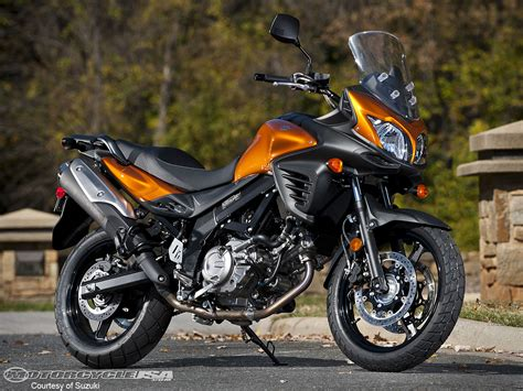 2012 Suzuki V-strom 650 Adventure First Ride Photos
