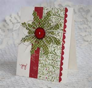 Christmas Holiday Greeting Card Handmade