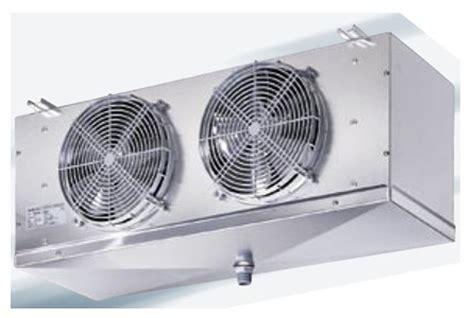 evaporateur chambre froide evaporateur 2 ventilateurs version b groupe frigorifique