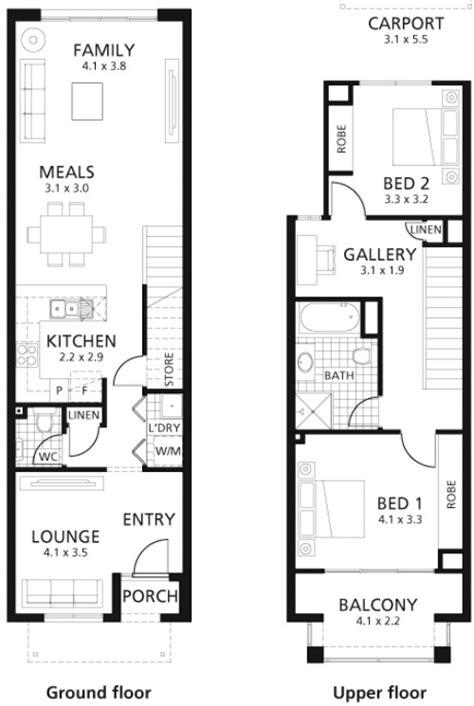 rumah minimalis tampak depan  keluarga kecil