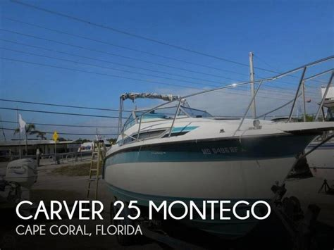 Carver Boats For Sale Florida by Carver Boats For Sale In Cape Coral Florida