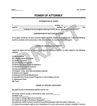 20938 financial power of attorney form power of attorney form poa create a durable power of