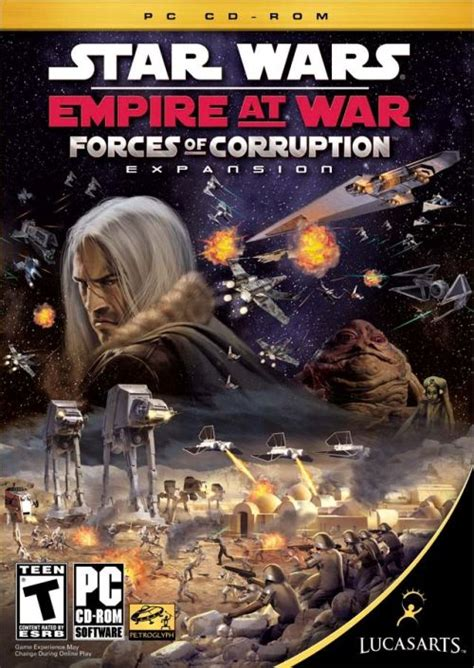 star wars empire  war forces  corruption