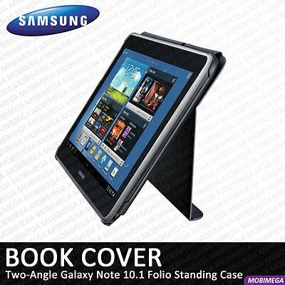 genuine samsung original galaxy note 10 1 book cover ebay