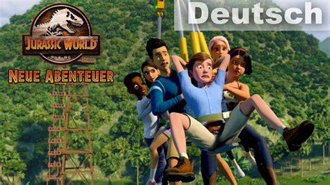Zipline Jurassic World Neue Abenteuer Netflix Youtube
