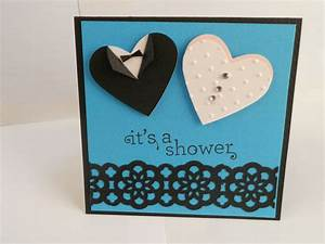 Wedding shower cards handmade wedding baby cards bridal for Card for wedding shower