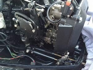 115 Hp Mercury Outboard Throttle Diagrams  Mercury  Auto Parts Catalog And Diagram