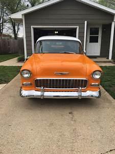 1955 Chevy 150 2 Door Sedan For Sale