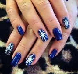 Newest christmas nail art fashionte