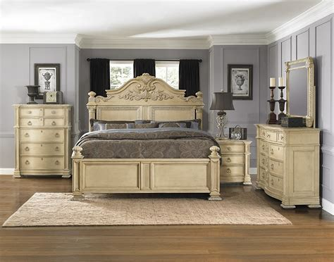 Antique White Bedroom Furniture Luxuryhome Ideas.com