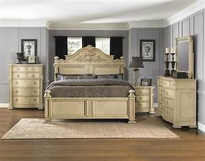 Antique White Bedroom Furniture Luxuryhome Ideas.com ...