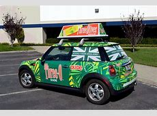 Car Wraps and Vehicle Graphics by Iconography Long Beach